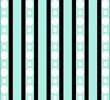 Dots and Stripes by ArtfulDoodler