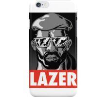 Major Lazer t shirt poster iPhone Case/Skin