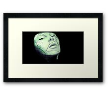 Emerald Ecstasy Framed Print