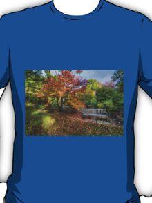 Autumn Bench T-Shirt