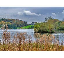 Great Lake Castle Howard Photographic Print