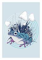 Frog by wolski