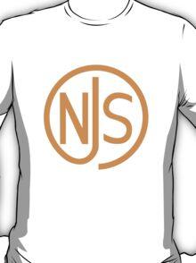 NJS stamp (orange print) T-Shirt