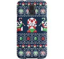 Super Christmas Bros Samsung Galaxy Case/Skin