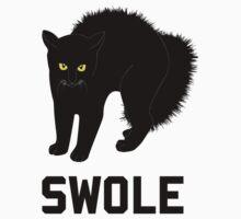 Swole Cat is Kitten Swole by TheShirtYurt