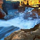 Top of Mitchell Falls by Kevin McGennan
