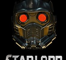 The Legendary Starlord Mask by ThePeacockMan
