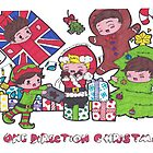 A One Direction Christmas by Drawingsbymaci