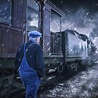 Change of shift by Adrian Donoghue