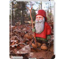 St. Nicholas Out for an Autumn Walk iPad Case/Skin