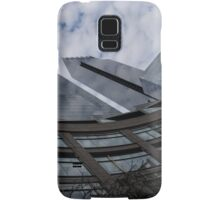 Hugging Columbus Circle - Curved New York Skyscrapers Samsung Galaxy Case/Skin