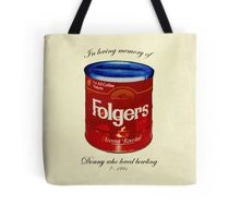 In Loving Memory of Donny Who Loved Bowling pop art variant 1 Tote Bag