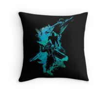 Everything Returns To The Planet Throw Pillow