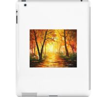 Yellow Fog 3 — Buy Now Link - http://goo.gl/XV2EDe iPad Case/Skin