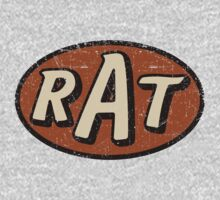 RAT - weathered/distressed by hotrodz