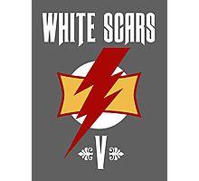 White Scars V - Warhammer Photographic Print
