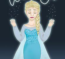 Elsa by lauramonaghan