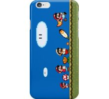 Evolution of Super Mario iPhone Case/Skin