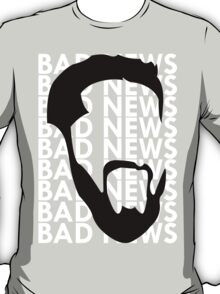 The Face of Bad News T-Shirt