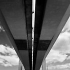 Bridging Bolte - Melbourne, Australia by Norman Repacholi