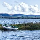 Boat, West Mainland, Orkneys by Ian Fegent