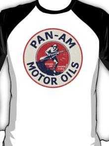 Pan Am Motor Oils T-Shirt