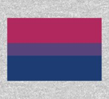 Bisexual Pride Flag by cadellin