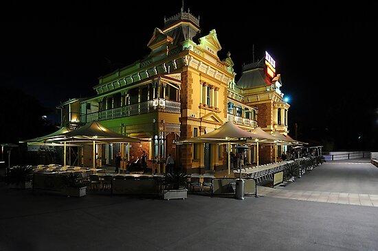 Breakfast Creek Hotel (1889). Brisbane, Queensland, Australia. by Ralph de Zilva