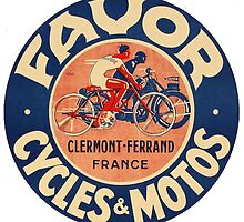 Favor Cycles and Moto by gtcdesign