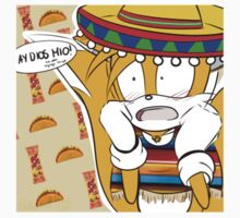 Sombrero Tails by areluctanthero