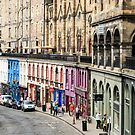 Edinburgh, Scotland by fotosic