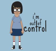 Tina: Bob's Burgers  by nomeremortal