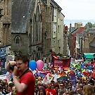 Pride Scotia 2014, Edinburgh by fotosic