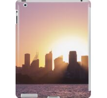 Sydney's Evening iPad Case/Skin