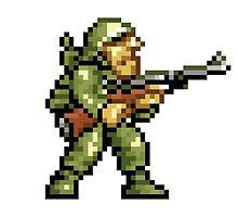 Soldier! by ASHAITE