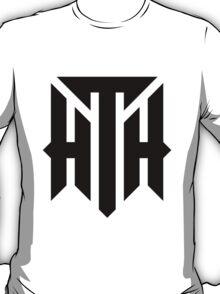 Hilltop Hoods Logo - Black T-Shirt