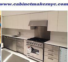 Manhattan Cabinetry by cabinetmaker