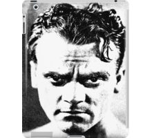 James Cagney Is Gonna Fight It Out iPad Case/Skin