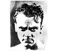 James Cagney Is Gonna Fight It Out Poster