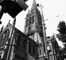 St Paul's Cathedral, Melbourne by peronel