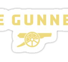 The Gunners Arsenal Sticker