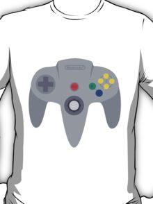 Nintendo 64 Controller Design T-Shirt
