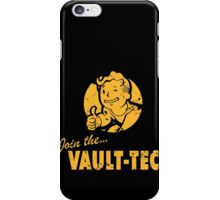 Join the Vault-Tec / Fallout iPhone Case/Skin