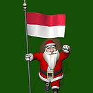 Santa Claus Visiting Indonesia by Mythos57