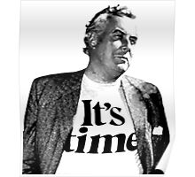 Gough Whitlam - It's Time Poster