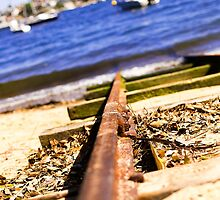 Train Tracks Bright | Greenwich Baths by RedDash