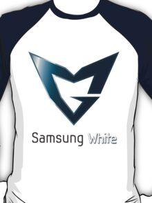 Samsung White T-Shirt