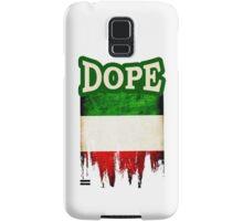 Italian Dope Samsung Galaxy Case/Skin