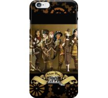 All Steampunk Disney Princess iPhone Case/Skin