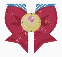 Sailor Moon Sailor Fuku: Moon Prism Power Brooch  by itsdanielle91